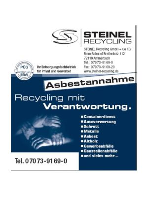 Steinel Recycling